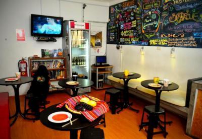 Hostéis e Albergues - Dragonfly Hostels