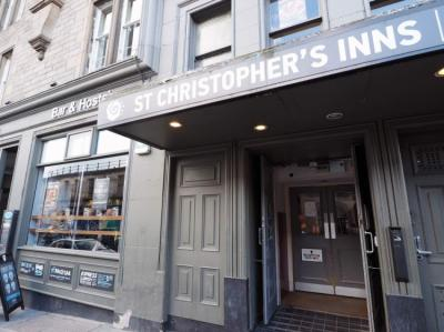 Albergues - St Christopher's Inn, Edinburgh