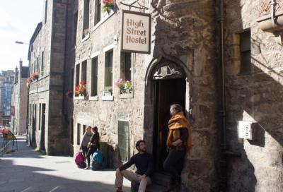 Hostels e Albergues - High Street Hostel