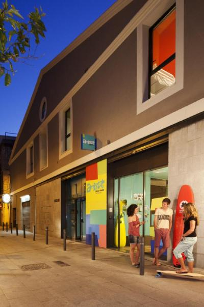 Hostels e Albergues - Amistat Beach Hostel Barcelona