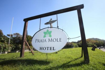 Hostels e Albergues - Praia Mole Hostel