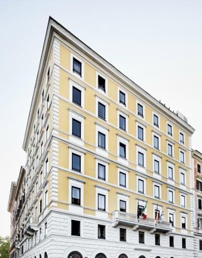 Hostels e Albergues - Generator Rome