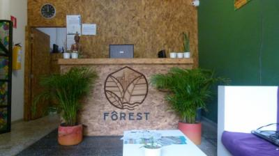 Hostels e Albergues - Forest Hostel