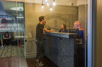 Hostéis e Albergues - USA Hostels San Francisco