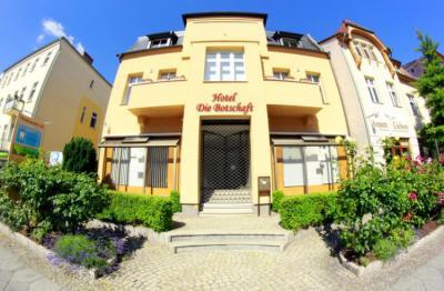 Hostels e Albergues - Die Botschaft Hostel