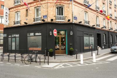 Hostels e Albergues - Arty Paris Portes de Versailles by Hiphophostels