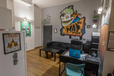 Hostels e Albergues - Hostel The MadHouse Prague