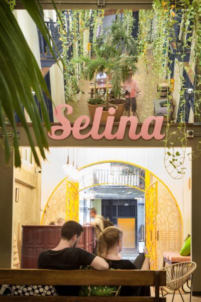 Hostels e Albergues - Selina Cartagena
