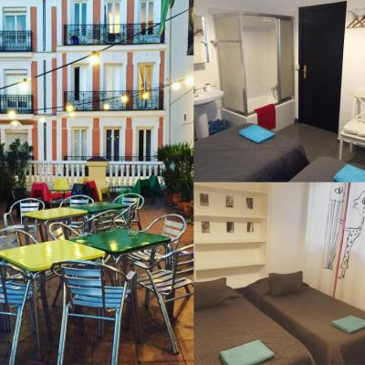 Hostels e Albergues - Barbieri Sol Hostel