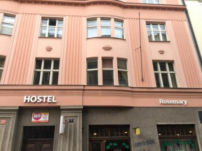 Hostels e Albergues - Hostel Rosemary