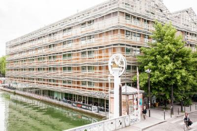 Hostels e Albergues - St Christopher's Inn Paris - Canal Hostel
