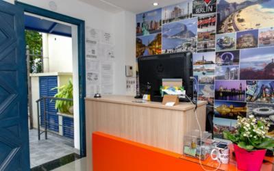 Hostéis e Albergues - Injoy Hostel