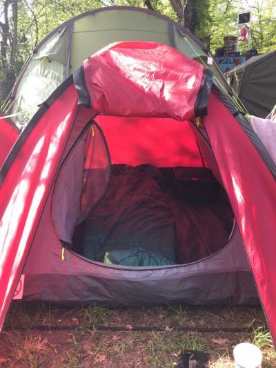 Hostéis e Albergues - ESN Oktoberfest campsite