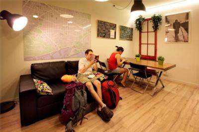 Hostels e Albergues - Gracia City Hostel