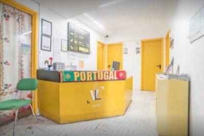 Hostels e Albergues - Vistas de Lisboa Hostel