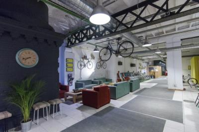 Hostels e Albergues - Bed & Bike Barcelona Hostel