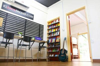 Hostels e Albergues - Hostel KLBackpacker.com