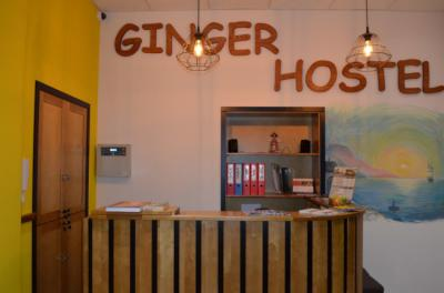 Hostéis e Albergues - Ginger ApartHostel