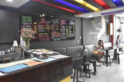 Hostels e Albergues - Hangout Hostel HCM