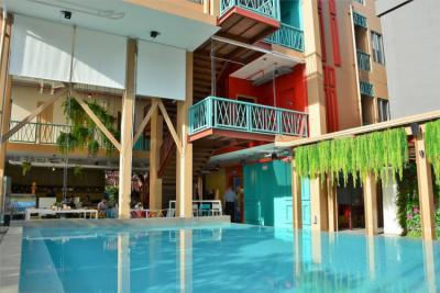 Hostels e Albergues - Hostel Lub D Siem Reap