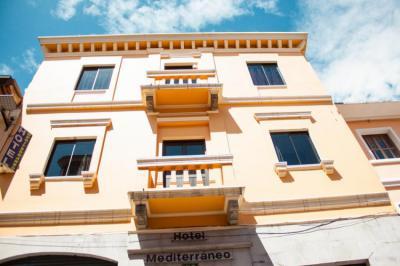 Hostels e Albergues - Hostel Mediterraneo Quito