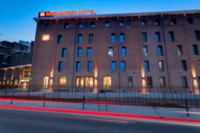 Hostels e Albergues - MEININGER Hotels Bruxelles City Center