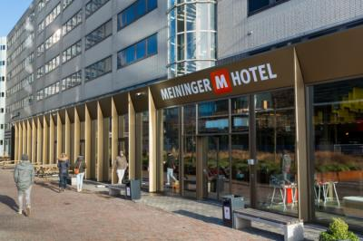 Hostels e Albergues - MEININGER Hostel Amsterdam City West