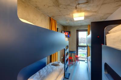 Hostéis e Albergues - MEININGER Hostel Berlin East Side Gallery