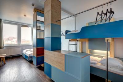 Hostéis e Albergues - Meininger Hostel Hamburg City Center