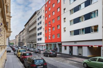 Hostels e Albergues - MEININGER Hostel Vienna Downtown Franz