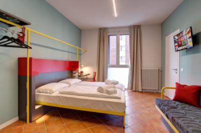 Hostels e Albergues - MEININGER Hostel Milano Garibaldi
