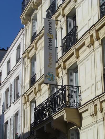 Hostels e Albergues - Perfect Hostel Paris