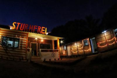 Hostels e Albergues - Sturmfrei Hostel Goa