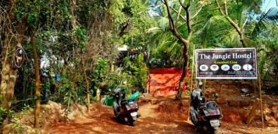 Hostels e Albergues - The Jungle Hostel
