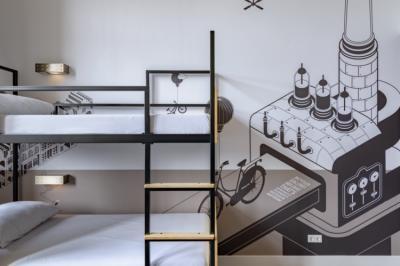 Hostels e Albergues - Hostel Stayokay Amsterdam Oost