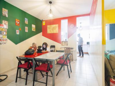 Hostels e Albergues - No Limit Sagrada Hostel