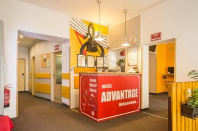 Hostels e Albergues - Hostel Advantage