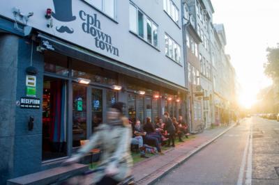 Hostéis e Albergues - Copenhagen Downtown Hostel