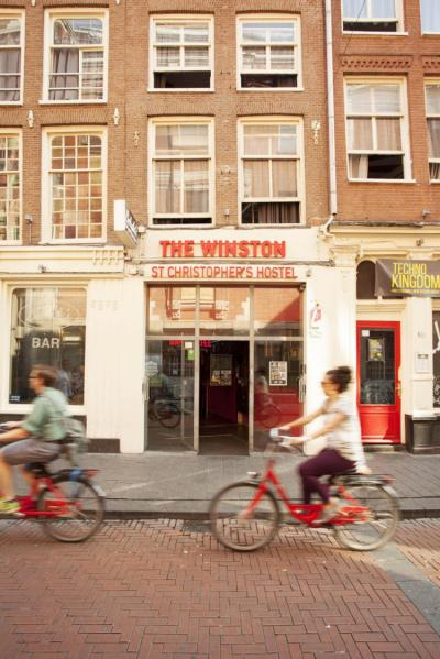 Hostels e Albergues - St Christopher's at the Winston, Amsterdam