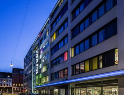 Hostéis e Albergues - Generator Copenhagen