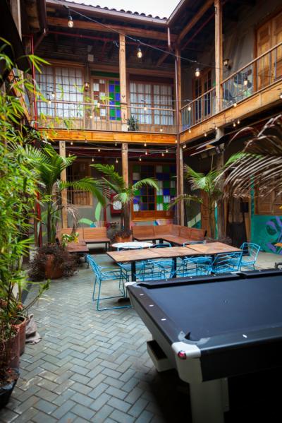 Hostels e Albergues - Selina La Candelaria Bogota