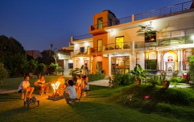 Hostels e Albergues - Zostel Agra