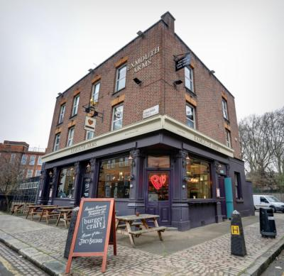Hostels e Albergues - PubLove @ The Exmouth Arms