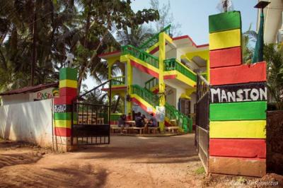 Hostels e Albergues - Rasta Mansion Backpacker Hostel