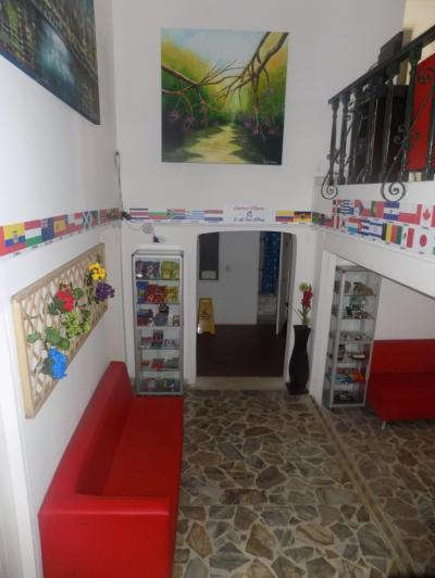 Hostels e Albergues - Art City Hostel