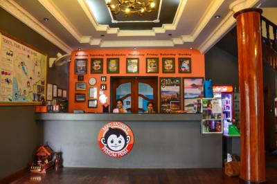 Hostels e Albergues - Mad Monkey Hostel Phnom Penh