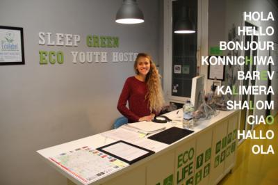Hostels e Albergues - Sleep Green - Certified Eco Youth Hostel