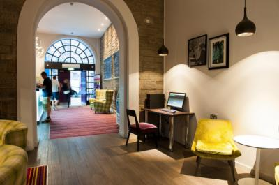 Hostels e Albergues - Safestay Edinburgh