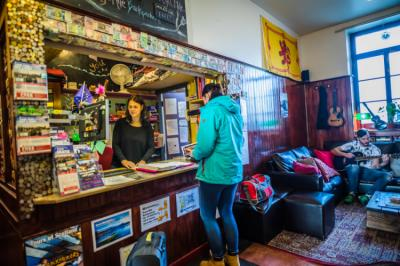 Hostels e Albergues - Hostel Royal Mile Backpackers