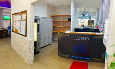 Hostels e Albergues - Legend R.G. Hostel